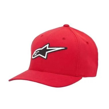 Alpinestars Article Corporate Hat Topi Pria - Red