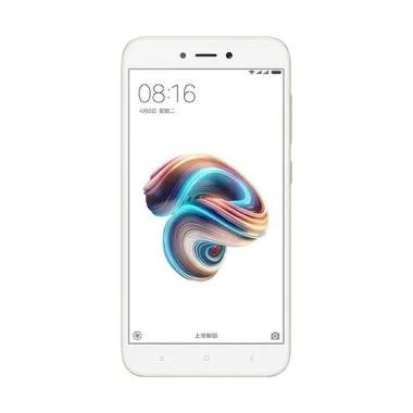 Xiaomi Redmi 5A Smartphone - Gold [16 GB/ 2 GB] Garansi Resmi TAM