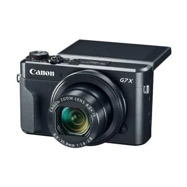 Canon Powershot G7X Mark II Kamera  ... uard + SanDisk Ultra 16gb
