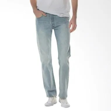 Levi's Fit Stretch Jeans - Ocean King [00501-2600 501/ Original]