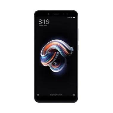 Xiaomi Redmi Note 5 AI Smartphone - ... B/ 3GB] Garansi Resmi TAM