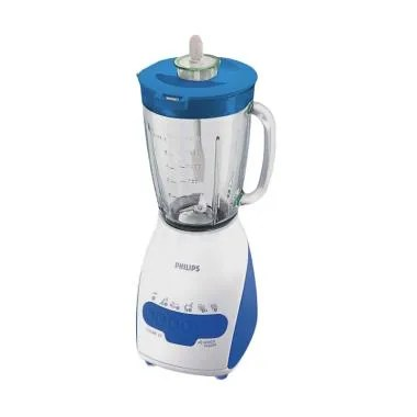 PHILIPS HR 2116 Blender Kaca - BLUE (BURBLE WRAP SAFETY)