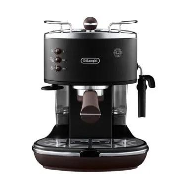 Delonghi Icona Vintage ECOV311.BK Coffee Maker Mesin Kopi Espresso