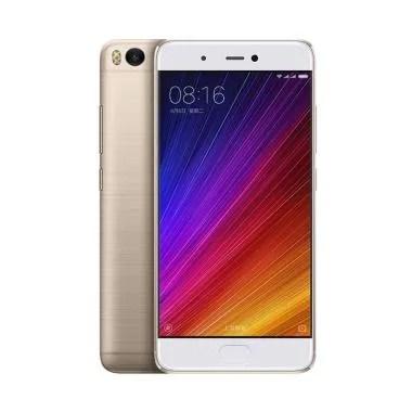 Xiaomi Mi 5S Smartphone - Gold [32 GB/ 4 GB]