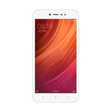 Xiaomi Redmi Note 5A Prime Smartphone - Gold [32GB/ 3GB/ Resmi TAM]