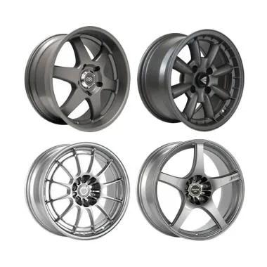 Paket Ottoban Wheels A2000 Ring 10 + Ban [Pasang di Tempat]