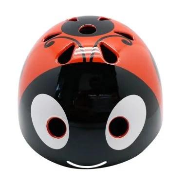 Mexel Lady Bug Helm Anak