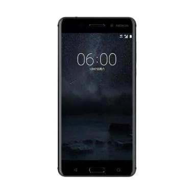 Nokia 6 Android Smartphone - Black [32GB/3GB]