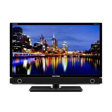 POLYTRON PLD22D9500 LED TV - 22 Inch [Garansi 5 Tahun]