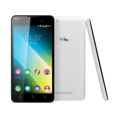 Wiko Lenny 2 Smartphone - White [8 GB/ 1 GB]
