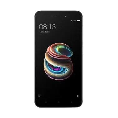 Xiaomi Redmi 5A Smartphone Garansi TAM - Gray [16 GB/ 2 GB]