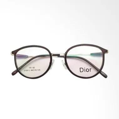 Jual Frame Kacamata Pria Metal Terbaru Harga Murah Blibli Com 92f13415be