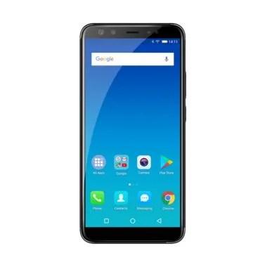 Luna G8 Smartphone - Hitam [Face Unlock/ 4GB/ 64GB]