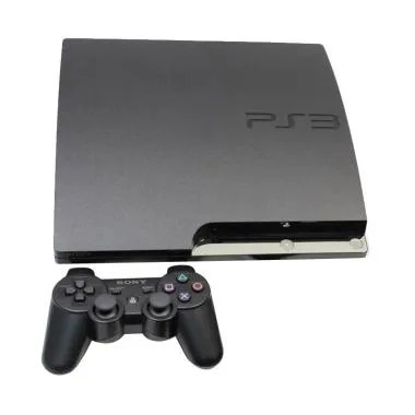 SONY PS3 Slim Playstation 3 Game Console [320 GB]