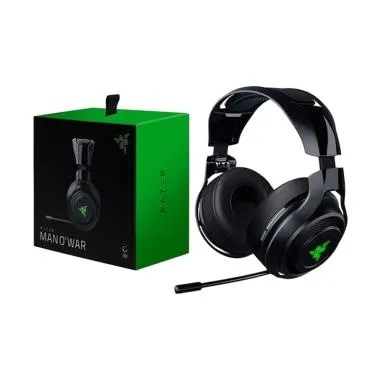 Razer Man O War Wireless PC Gaming Headset
