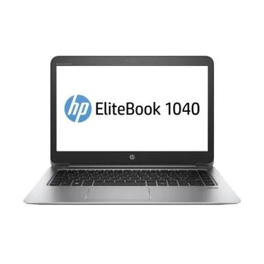HP Elitebook Folio 1040 G3 Notebook - Silver