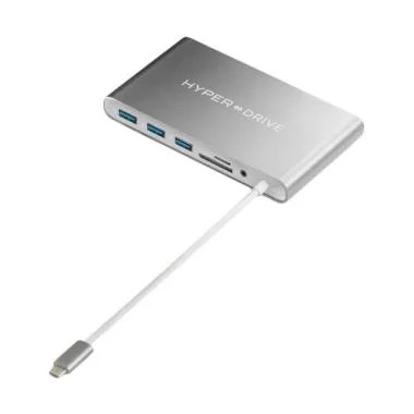 HYPER Drive Ultimate 11 in 1 Hub for Macbook or PC