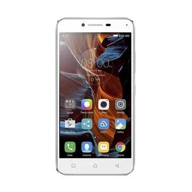 Lenovo Vibe K5 Plus Smartphone - Silver [16GB/ 3GB]