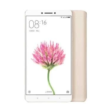 Xiaomi Mi Max Smartphone - Gold [64GB/ RAM 4GB]
