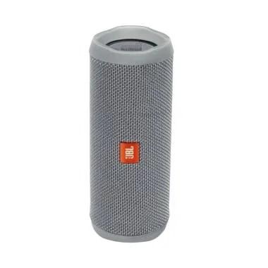 JBL Flip 4 Bluetooth Speaker - Grey