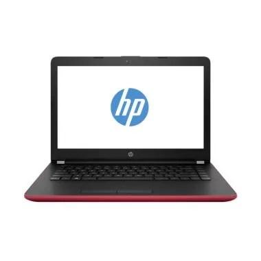 HP 14-BS702TU Notebook - Red [Celer ... /HDD 500GB/14 Inch/Win10]