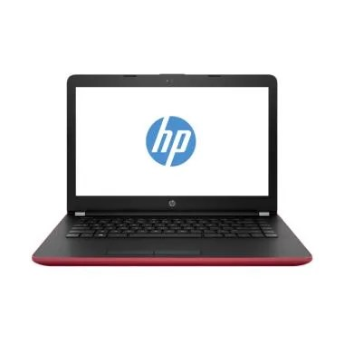 HP 14-BS702TU Notebook - Red [Celer ... /HDD 500GB/14 Inch/Win10]