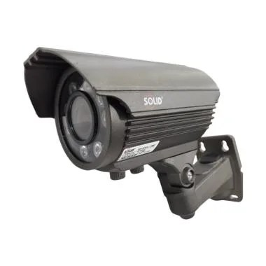 Solid SIPN701L Outdoor CCTV Camera [2.0 MP]