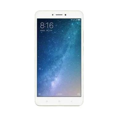 Xiaomi Mi Max 2 Prime Smartphone - Gold [128GB/ 4GB]