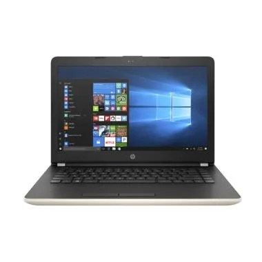 HP 14-BS129TX Notebook - Gold [Ci5- ...  520 (2GB)/14 Inch/Win10]