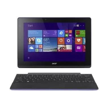 Acer Switch 10E SW3-013-19T3 2in1 Notebook - Peri Purple