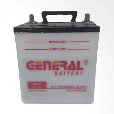 General Battery NS40Z Aki Mobil [12V/ 35 Ah]