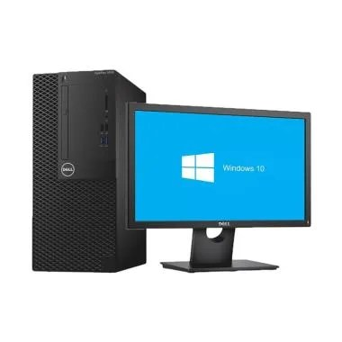 DELL Optiplex 3050MT Desktop PC - B ... GB/1 TB/19.5 Inch/Win 10]