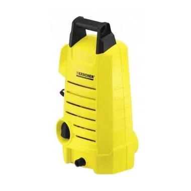 Karcher K1 + Car-Kit High Pressure Cleaner Listrik 850 Watt Bundling
