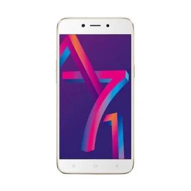 OPPO A71 Smartphone - Gold  [16 GB/ 2 GB]
