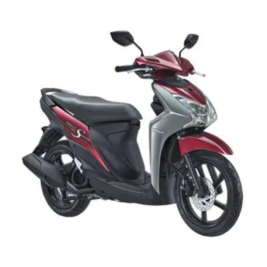 Yamaha Mio S Sepeda Motor - Spirit Red
