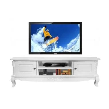 Dove's Furniture JOJO TV Cabinet Mini - White