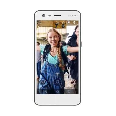 Nokia 2 Smartphone - White [8GB/1GB]