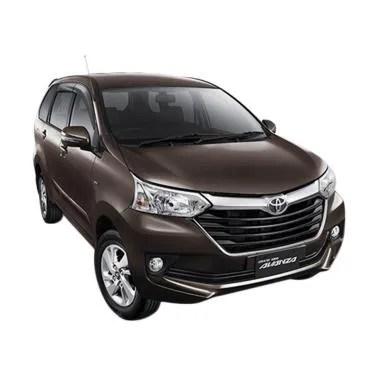 Toyota New Avanza 1.3 E Mobil - Dar ... ic [Uang Muka Kredit MTF]