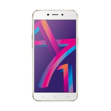 OPPO A71 Smartphone - Gold