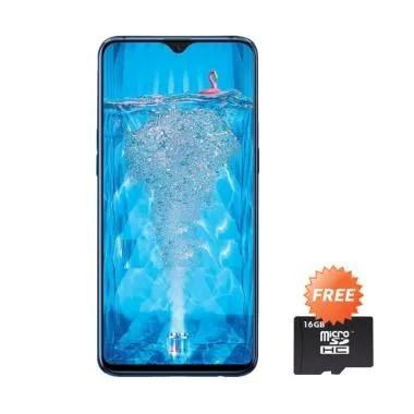 Oppo F9 Smartphone [64 GB / 4 GB] + Free MMC [16 GB]