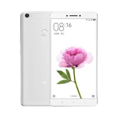 Xiaomi Mi Max Smartphone - Silver [128 GB/4 GB]