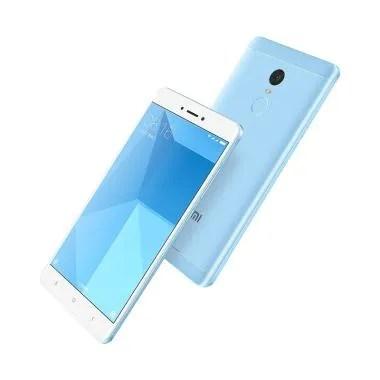 Xiaomi Redmi Note 4X Smartphone - Blue [32GB/3GB/Snapdragon]