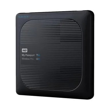 WD My Passport  Wireless Pro 2TB -  ... rtable Hard Disk External