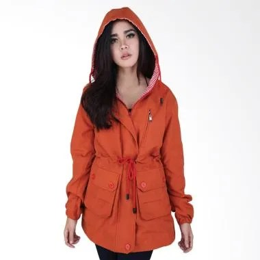 Catenzo Everly RC 120 Jaket Parka Wanita