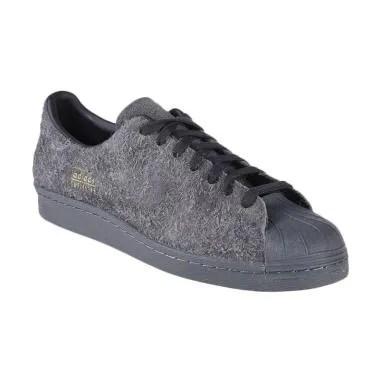 adidas Originals Men Superstar 80S ... Sepatu Lari Pria (BZ0566) 7eadbfb2c5