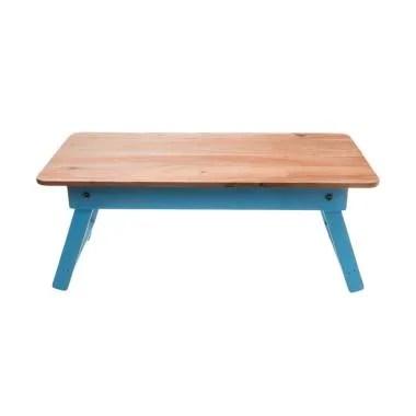 My Choice Solid Wood Top Meja Gambar Anak [meja laptop]