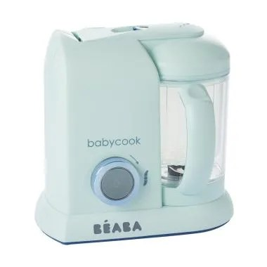 Beaba Babycook Solo Food Processor - Aquamarine Blue
