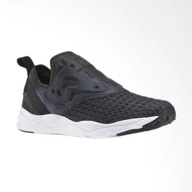 Reebok Furylite Slip On Casual Shoes BD1583 Sneakers Wanita