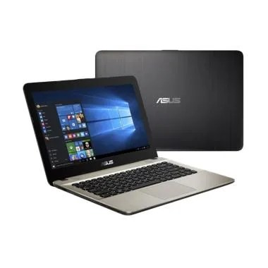 Asus X441MA-GA011T Notebook - Black [N4000/ 4GB/ 1TB/ Win 10] Black