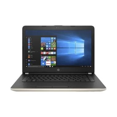 HP 14-BW002AX Notebook - Gold [A9-9 ... 520 2GB/ 14 Inch/ WIN 10]